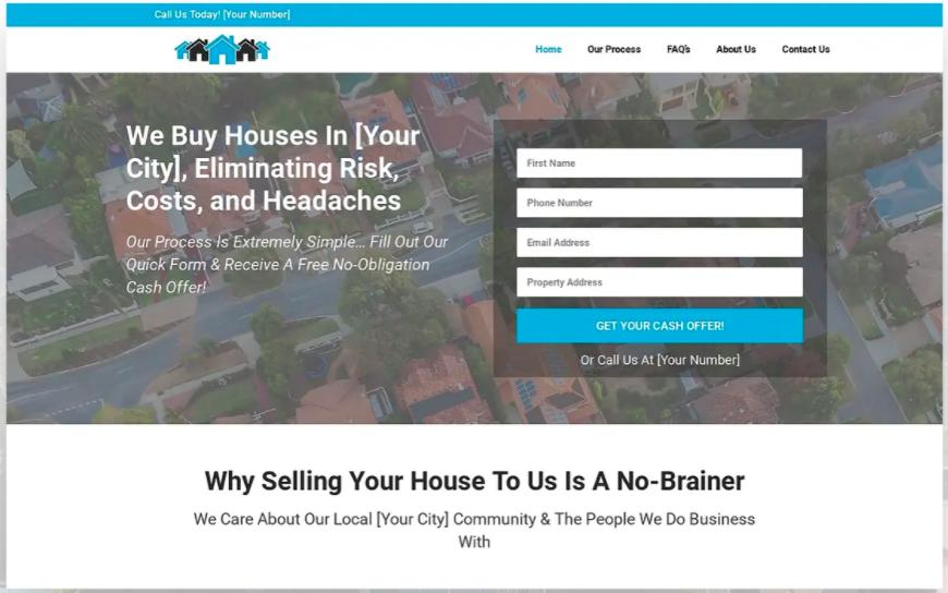 motivated seller website